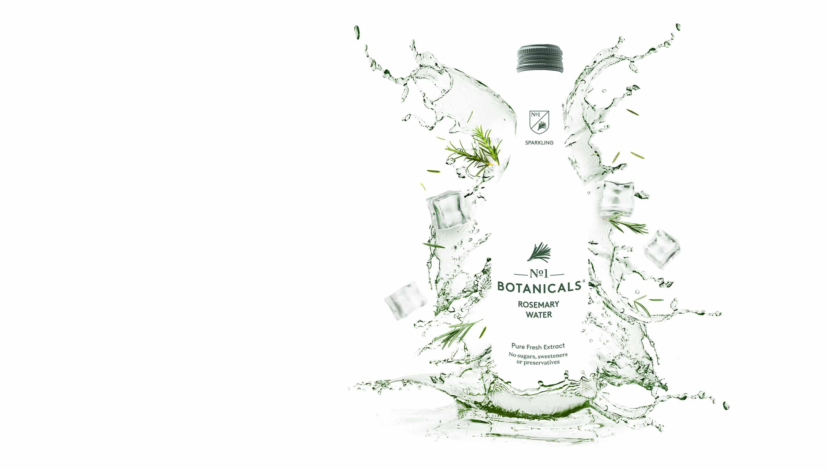 Brand visual for No1 Botanicals created by Davison Williams